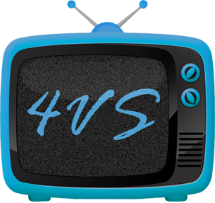 4VS TV Logo