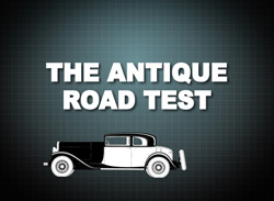 TheAntiqueRoadTest